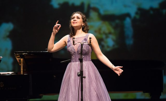 Оперное настроение, гала-концерт «Любимые арии» в театре «Новая Опера»