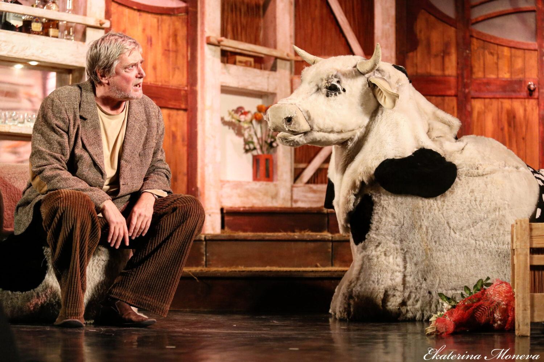 «Всё как у людей» – комедия комедий на сцене театра Антона Чехова