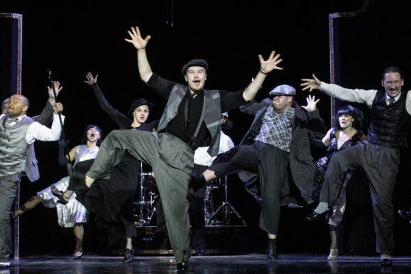 «Самое несносное в любви — это спокойствие!»: премьера «Плутни Скапена» в театре «Сатирикон»