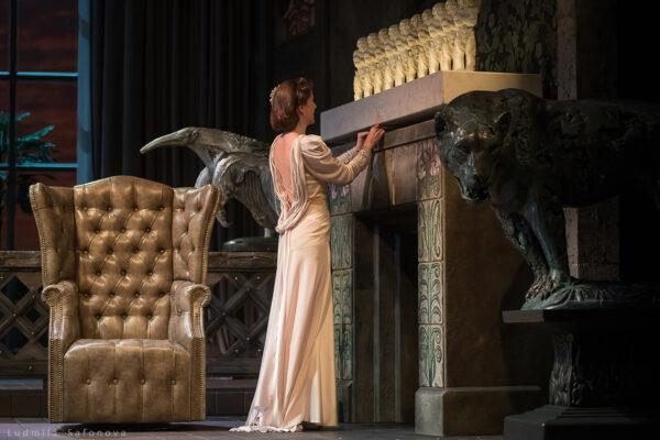 Спектакль «И никого не стало», Театр Олега Табакова. Фоторепортаж