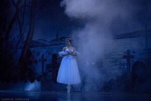 «Жизель» Московского государственного театра балета классической хореографии. Фоторепортаж