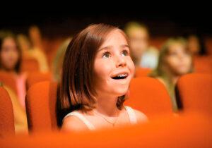 Спектакли для детей в октябре
