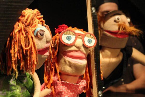 МТК.Next — лаборатория кукольного эксперимента. День 1: программа для подростков