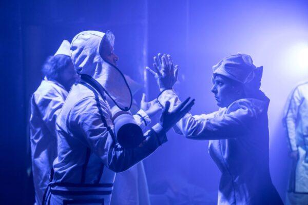 «Дегероизация легенды», спектакль «Тиль», Театр на Юго-Западе