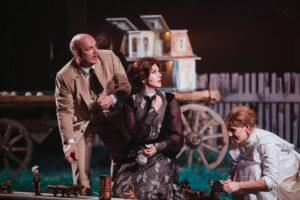Выкорчевать любовь с корнем. Спектакль «Вишневый сад» в Московском Губернском театре