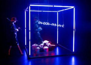 На Москву надвигается премьера-антистресс. Стильный театральный экспириенс ENDORPHINE в центре дизайна ARTPLAY