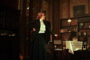 Премьера спектакля «Толстого нет» в театре «Школа современной пьесы». Фоторепортаж