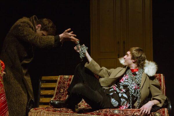 Театральный фестиваль «Балтийский дом» объявляет неТрадиционный сбор