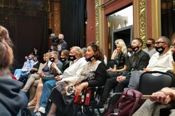 Открытие 32-го сезона в Театре «Школа современной пьесы»