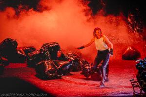«Бульба. Пир» в театре на Малой Бронной. Фоторепортаж