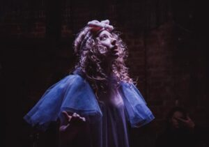 Спектакль-памятник, спектакль-праздник. «Чёрная книга Эстер», театральный фестиваль Brusfest
