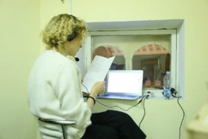 Read more about the article РАМТ запускает серию спектаклей для слабовидящих зрителей