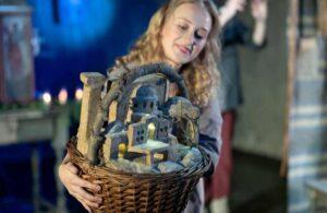 Рождественское чудо круглый год. «Звезда по пути в Вифлеем», Театр кукол С.В. Образцова