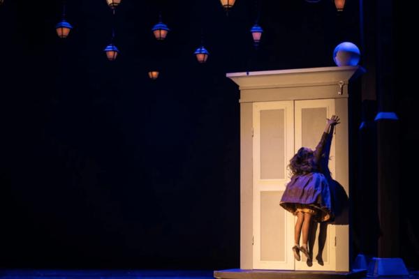 Не торопись взрослеть! Спектакль «Алиса в стране чудес», Московский Губернский театр