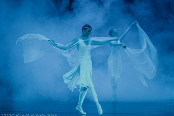 Вечер одноактных балетов Московского театра классической хореографии La Classique