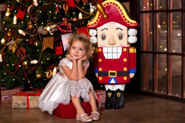 Новогодние музыкальные и кукольные спектакли для самых маленьких