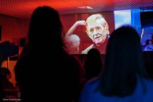 Открытие виртуального музея в театре Романа Виктюка «Гений места: ожившие легенды»