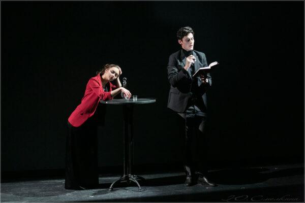 Связанные одной: «Бунин и К» в Театре им. Ленсовета