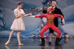 Детский балет «Щелкунчик». Театр балета классической хореографии La Classique