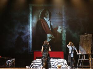 Read more about the article Хоррор-мюзикл «Портрет Дориана Грея» в Мюзик-холле: красота и ужас порока