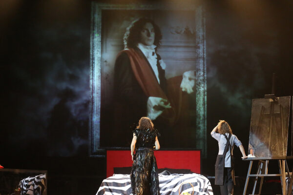 Хоррор-мюзикл «Портрет Дориана Грея» в Мюзик-холле: красота и ужас порока