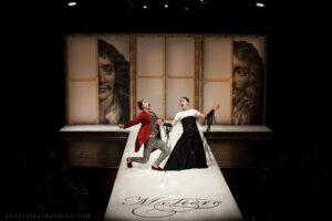 Премьера в Театре Олега Табакова. Спектакль «МОЛЬЕР, avec amour». Фоторепортаж