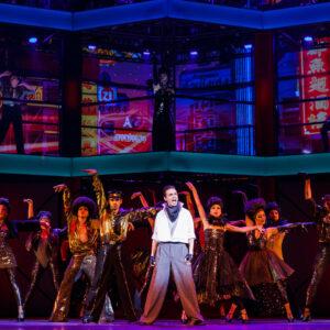 Мюзикл «Шахматы» в «Театре МДМ»: игра по правилам и без