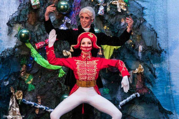 Салонная версия истории об отважном Щелкунчике от Московского театра балета классической хореографии «La Classique»