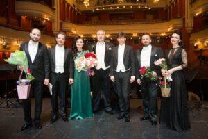На сицилийском побережье… Опера «Пират», театр Новая Опера