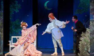 Мюзикл «Коломба, или Бумажные розы» в театре «Буфф»: цветы искусственные, а эмоции настоящие