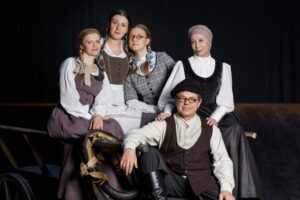 Мюзикл «Скрипач на крыше» в театре-фестивале «Балтийский дом» задевает все струны души