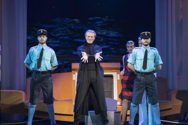 Мюзикл «Бал воров» в Театре музыкальной комедии украдёт плохое настроение!