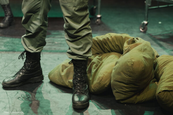 Спектакль «Билокси-блюз» в Школе Олега Табакова. Фоторепортаж