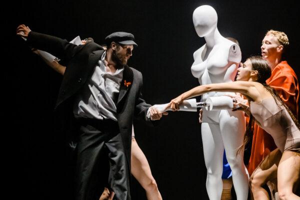 Современная хореография и вечные ценности. Театр «Провинциальные танцы» показал тройчатку балетов на «Золотой маске»