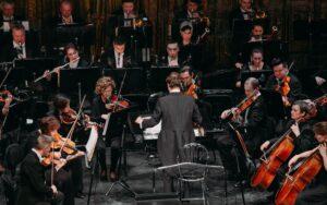 Рожденный королем. Гала-концерт «Иоганн Штраус, король вальсов». Театр Новая Опера