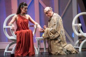 Мюзикл «Эзоп» в театре «Буфф»: мучительный выбор между свободой и любовью