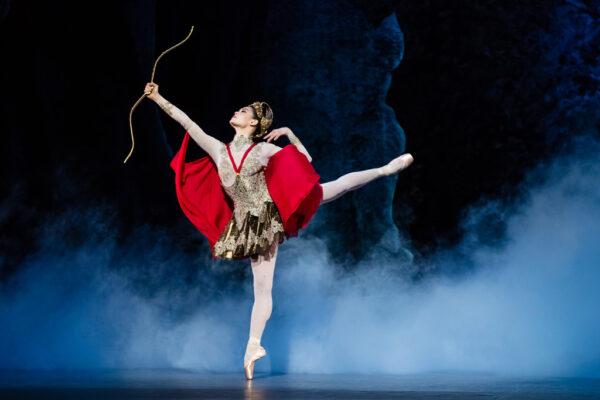 Волшебная музыкальная шкатулка. Балет «Сон в летнюю ночь» Джорджа Баланчина в проекте TheatreHD