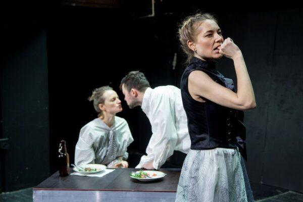 Интим под крышей. Евгений Марчелли поставил «Фрёкен Жюли» на камерной сцене Театра им. Моссовета