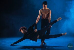 Эстетика и характер мужского танца