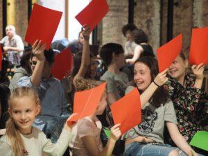Read more about the article Лаборатория «КоOPERAция» открывает набор подростков