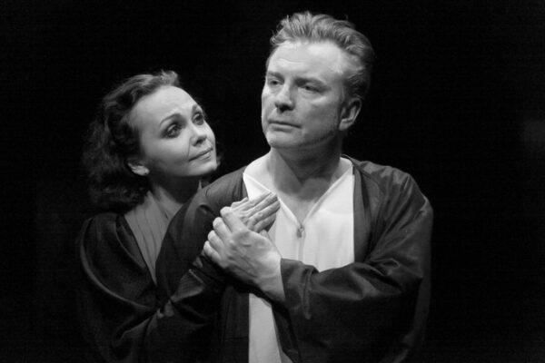 С днём рождения и долгих лет! Спектакль «Мастер и Маргарита», Театр на Юго-Западе