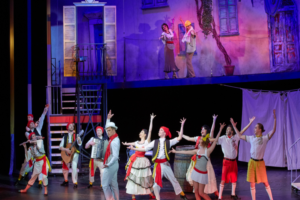 Эксцентрическая комедия «Neoполитанцы» в театре «Буфф»: приключения итальянских авантюристов