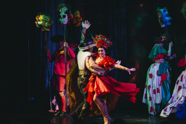 Музыкальный спектакль «Дона Флор и два ее мужа» в Мюзик-холле: карнавал страстей и сомнений
