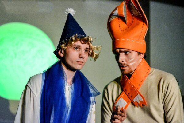 Актёры Московского драматического театра имени Сергея Есенина представят семейный мюзикл «Маленький принц»