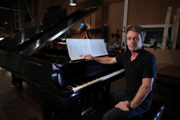Впервые в России «HOLLYWOOD MUSIC SHOW» Гарри Грегсон-Уильямса