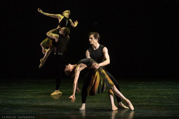 Премьера новой балетной программы POSTSCRIPT в Большом театре. Фоторепортаж