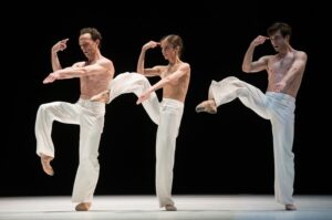 Вечер современной хореографии POSTSCRIPT на Новой сцене Большого театра