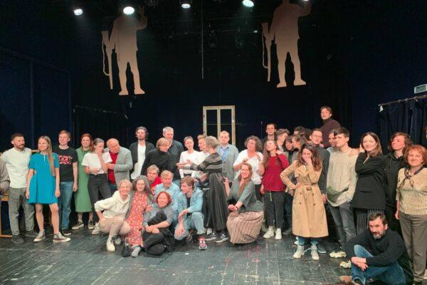 Лаборатория «Класс молодой режиссуры» в театре «Школа современной пьесы»