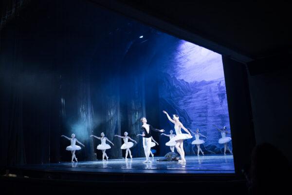 «Лебединое озеро» и ХХ Летние Балетные Сезоны на сцене РАМТа