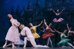 Read more about the article Балет «Золушка» в исполнении труппы Национального Классического Балета на сцене РАМТ